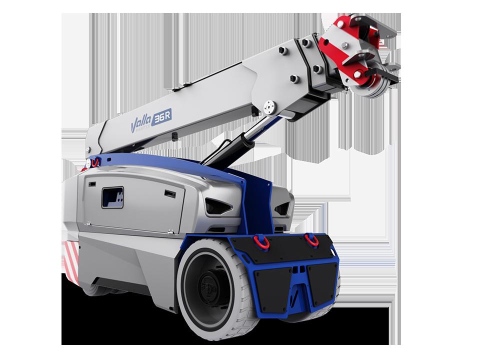 Valla V36R Pick and Carry Crane